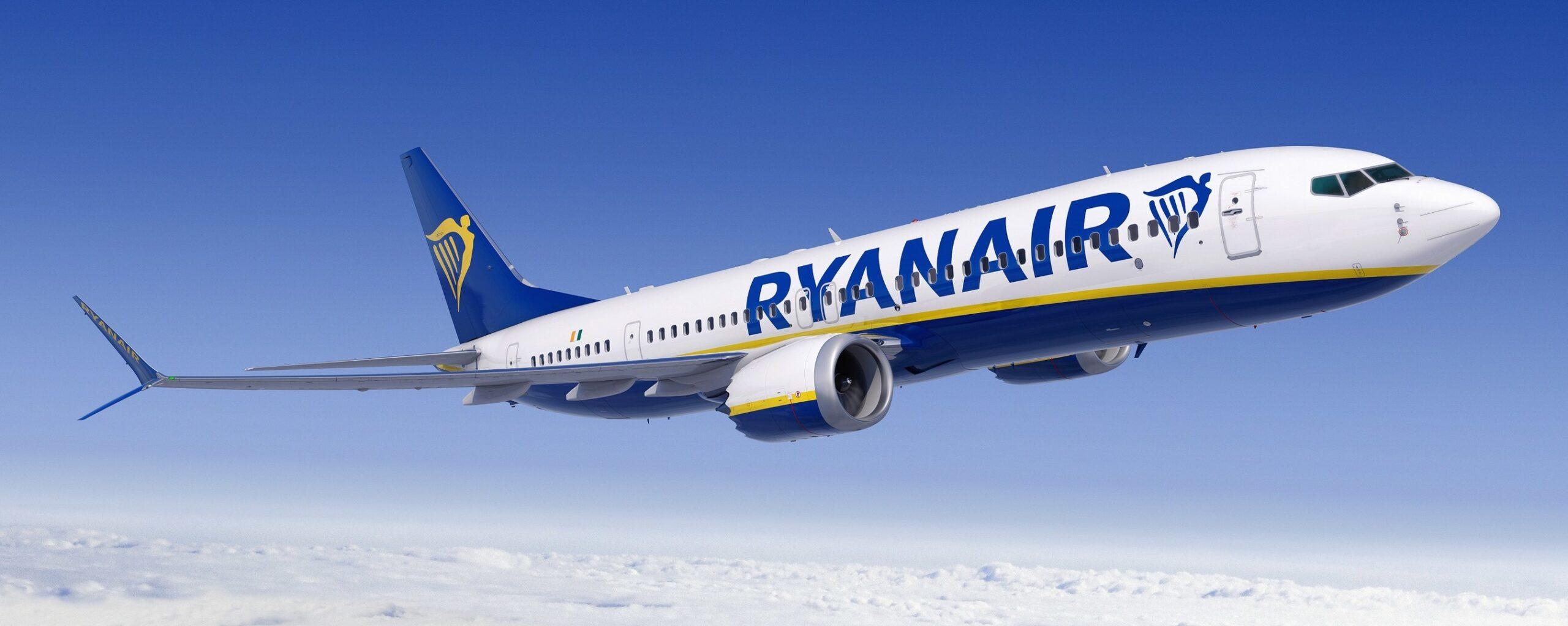 Ryanair Orders 75 More Boeing 737 MAX Jets