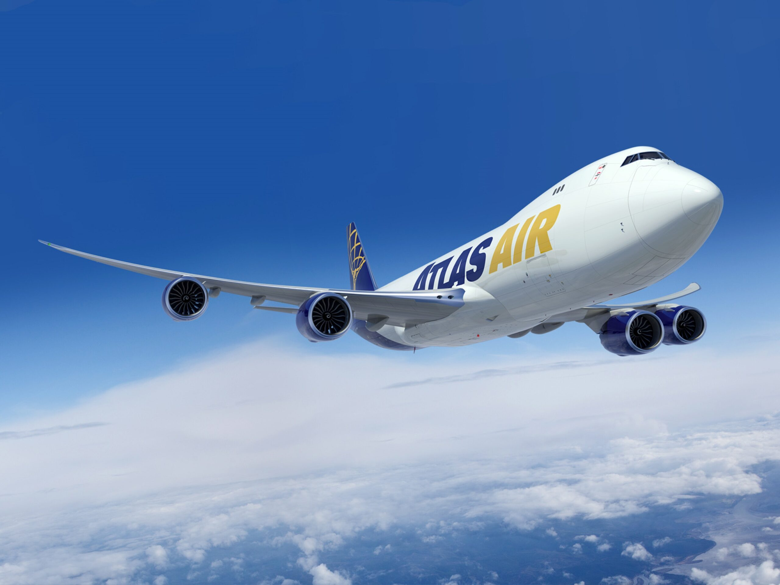 Atlas Air have ordered the last four Boeing 747s to be built.