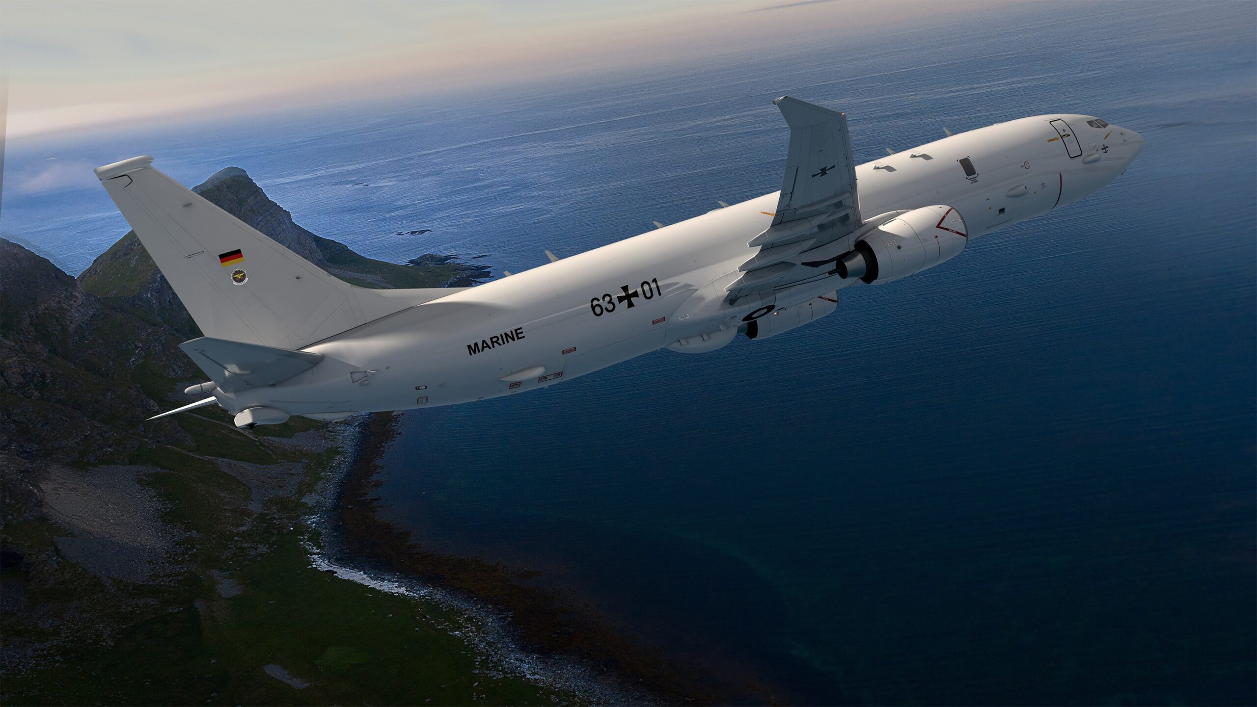 German Navy signs for five P-8A Poseidons