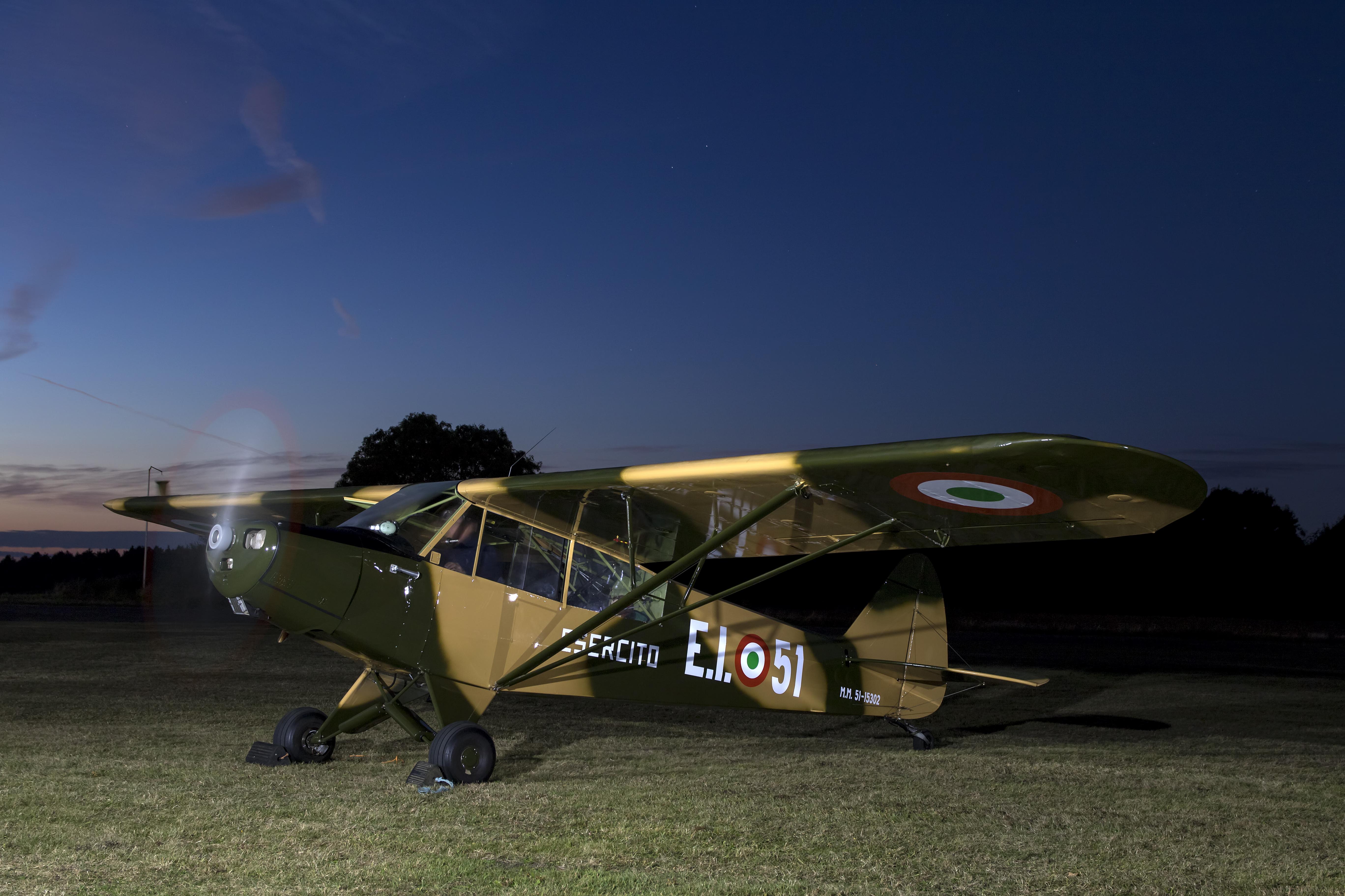 Spanhoe Airfield Photocall 3